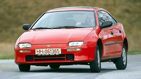 Mazda BA