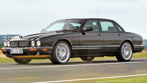 Jaguar XJ - X308