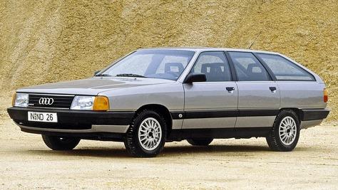 Audi 100 - C3