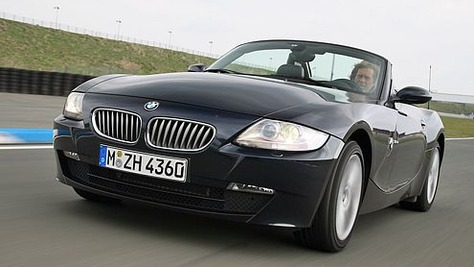 bmw z4 e85. Black Bedroom Furniture Sets. Home Design Ideas