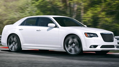 Chrysler 300 srt ii for Franklin motors nashville tennessee
