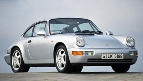 Porsche 911 - 964