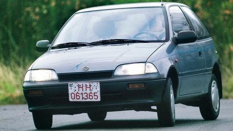 Suzuki Swift - II (EA)