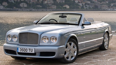 Bentley Azure - Gen. 2