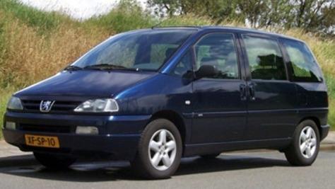 Peugeot 807 - S1