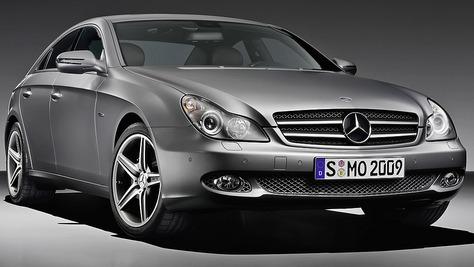 Mercedes CLS-Klasse - I (C 219)