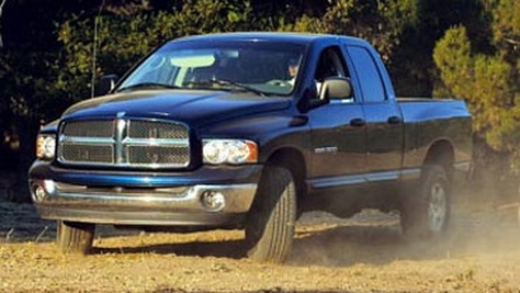 Dodge Ram - DR