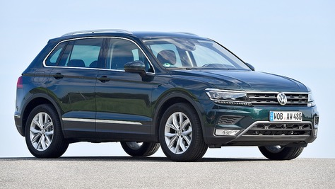 vw tiguan ii. Black Bedroom Furniture Sets. Home Design Ideas