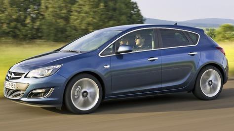 Opel Astra - J