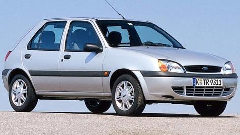 Ford Fiesta - MK 5