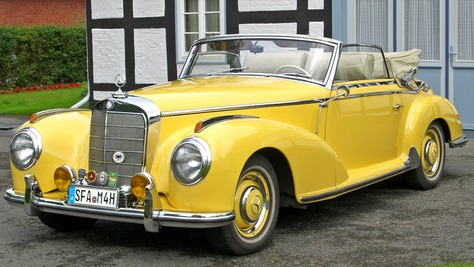 Mercedes 300 / Adenauer - W 188