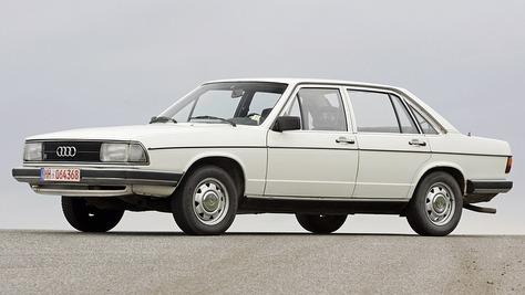 Audi 100 - C2