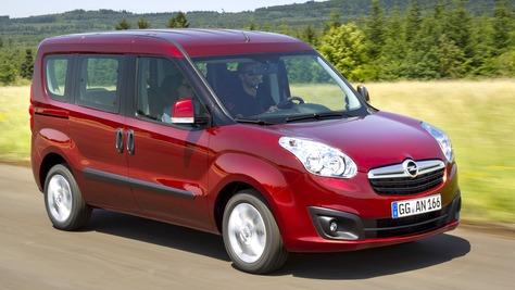 Opel Combo - D