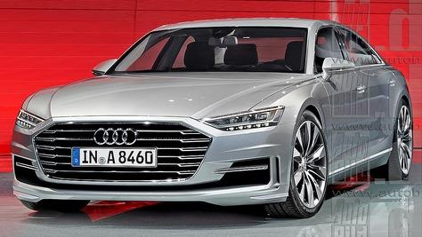 Audi A8 - D5