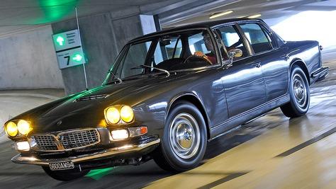 Maserati Quattroporte - I