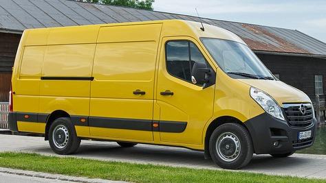 Opel Movano - B