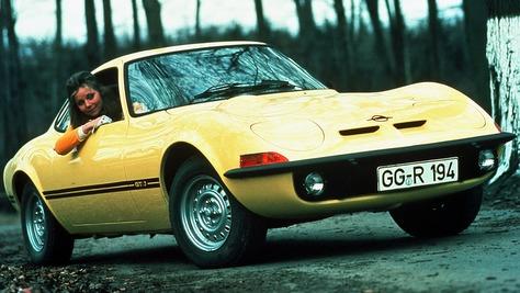 Opel GT - I