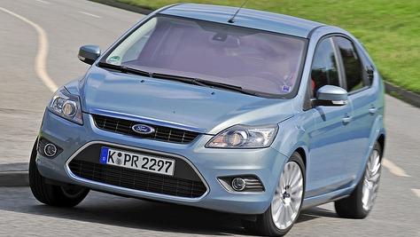 Ford Focus - MK 2