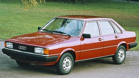 Audi 80 - B2
