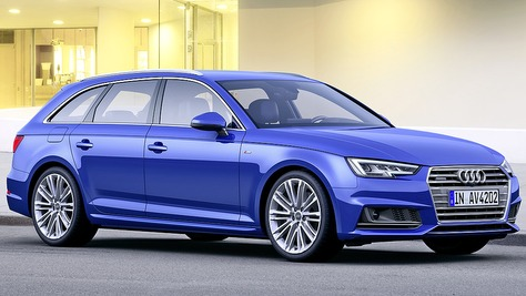 Audi A4 - B9
