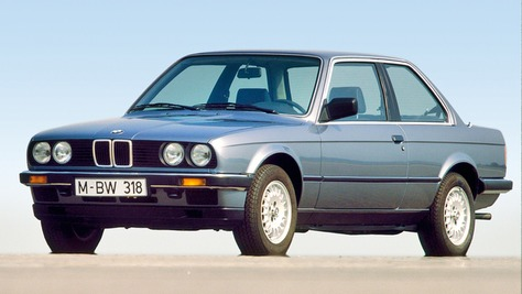 BMW E30 © Uli Sonntag