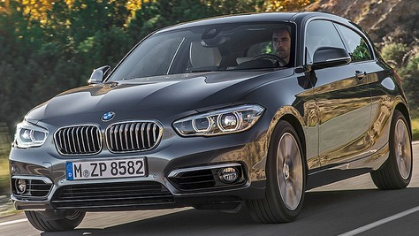 BMW 1er - II (F20)