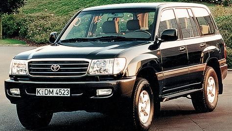 Toyota Land Cruiser - J10