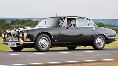 Jaguar XJ - Serie I