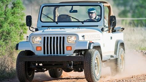 Jeep Wrangler - YJ