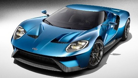 Ford GT - III