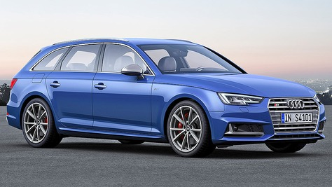 Audi S4 - B9
