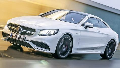 Mercedes-AMG S-Klasse Coupé