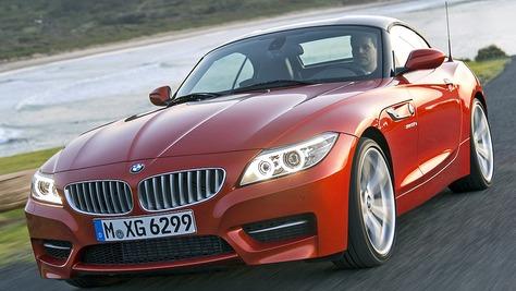 BMW Z4 - E89