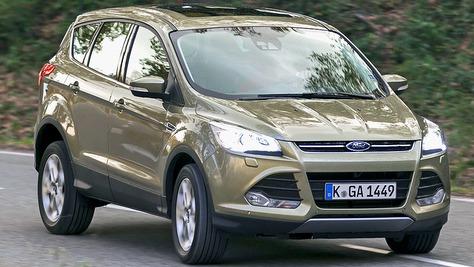 Ford Kuga - MK 2