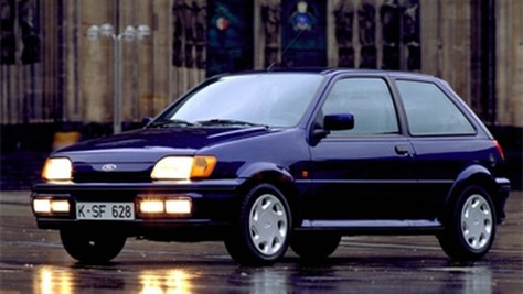 Ford Fiesta - MK 3