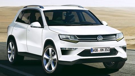 VW Touareg - III