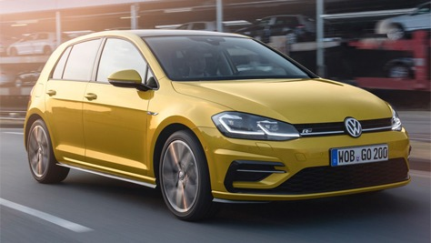 VW Golf - 7 Facelift