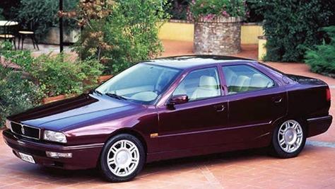 Maserati IV