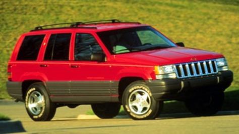Jeep Grand Cherokee - ZJ