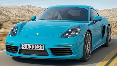 Porsche 718 Cayman - III