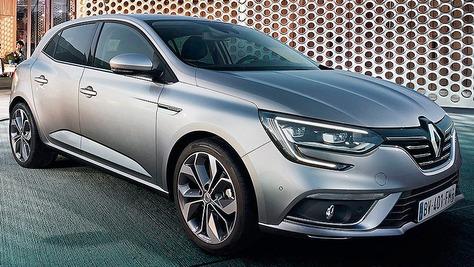 Renault Mégane - IV