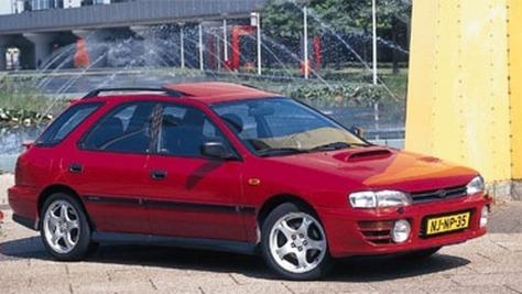 Subaru Impreza - I (GC)