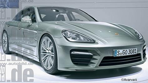 Porsche Panamera - II