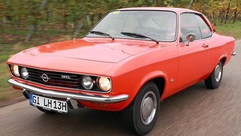 Opel Manta - A