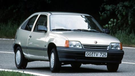 Opel Kadett - E