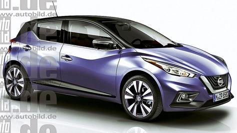 Nissan Micra - K14