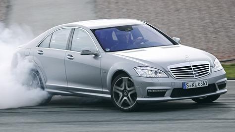 Mercedes-AMG S-Klasse - W 221