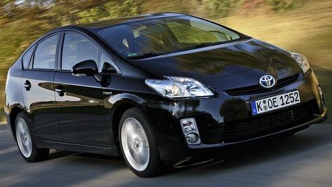 Toyota Prius - III (ZVW30)