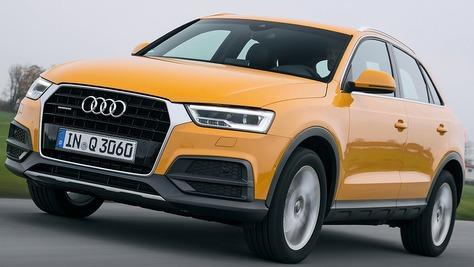 Audi Q3 - I (Typ 8U)