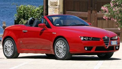 Alfa Romeo Spider - 939